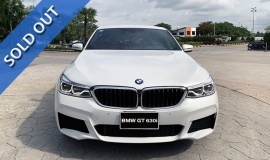 BMW 6 series 630i GT