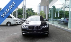 BMW 7 series 740Li – Individual